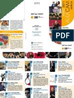 Programación de Mayo de 2011 del Aula CAM de Murcia - Obra Social Caja Mediterráneo