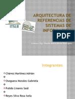 Arquitectura de Referencias de Sistemas de ion