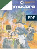 Commodore Microcomputer Issue 20 1982 Oct Nov