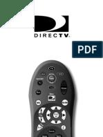 Directv Blue or Black Remote Control Manual[1]