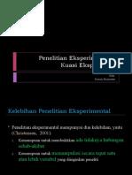 Penelitian Eksperimen Dan Kuasi Eksperimen - 5