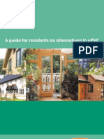A Guide to Alternatives to uPVC