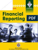 CA Final - Financial Reporting Vol. 1