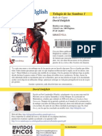 Baile de Capas - David Dalglish