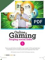 Online Gaming forging Social Links