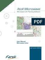 Atoll 2.8.3 User Manual MW E2