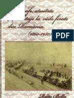 Catastrofe si sabotaje feroviare in Romania 0001
