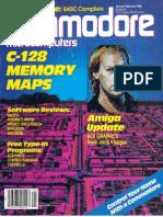 Commodore Microcomputer Issue 39 1986 Jan Feb