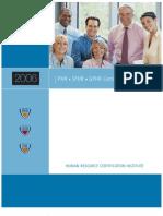 Certification Handbook