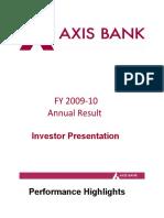 Axis Bak Balance Sheet