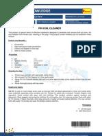 CA-101 Fin Coil Cleaner