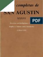 San Agustin -  Escritos Antipelagianos 04