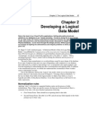 Chapter 2 - The Logical Data Model