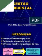 GESTÃO AMBIENTAL COMPLETO