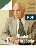Boris Magaš - Interview u Svjetlu riječi (svibanj 2011)