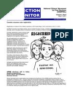 NAMFREL Election Monitor Vol.2 No.8 05032011
