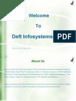 Deft Corporate Profile