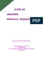 lesiones osteomuscu
