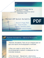 revisedUSPSystemSuitabilityParameters
