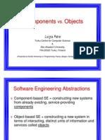 Object vs Components- Com Para Tie