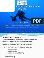 Alen Soldo - Security issues in scientific diving