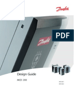 MG17C202 - soft starter Danfoss MCD202 Manual de diseño
