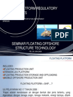 Floating Platform Regulatory Requirements