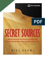 Secret Sources