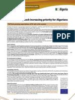 Perceptions of the EU in Algeria