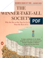 The Winner Take All Society