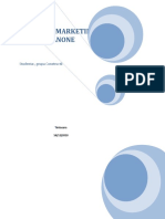 Plan de Marketing Danone