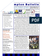 Issue 1 Newsletter Checkers