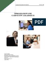 Oprogramowanie gabinetów lekarskich