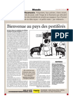 Extract Direct Matin - Edition Paris Ile-De-France 848 Edition 18-03-2011
