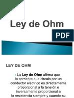 Ley de Ohm - Pamela Venegas Frutiz