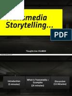 Toronto Session - Transmedia Storytelling With The Secret Location