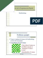 Backtracking ArteProgramacionRapida