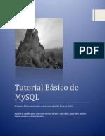 Tutorial Básico de MySQL