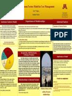 The Common Factors Model in Case Management