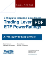 3 Ways to Increase Your Gains Trading Leveraged ETF Power Ratings