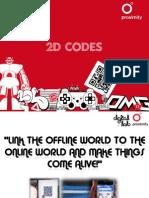 Toronto Session - QR Codes