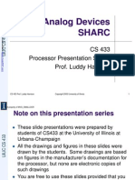 DSP SHARK Processors PART2