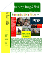 Quarterly Publication 4