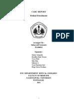PKK Retinal Detachment