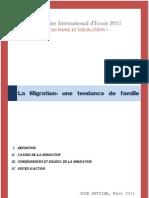 Essai Jeunesse&Migration Katsiha