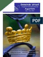 Gemeinde Aktuell 11-03