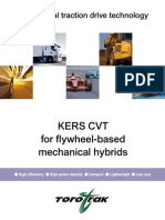 Kinetic Energy Recovery System (Kers) | Hybrid Vehicle
