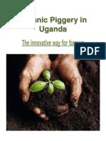 Organic Piggery in Uganda-IMO