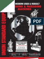 Catalog Union Machinery