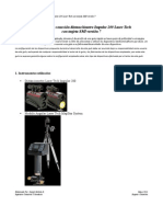 Guía Rápida conexión distanciómetro Impulse Laser Tech a libreta Hp48